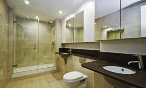 $5,500 for a Ceramic Tile Shower Installation