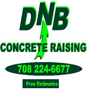 DNB Concrete Raising logo