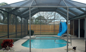 $300 for $600 Towards Pool Renovation or Vinyl Liner Replacement