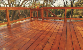 $300 for $500 Credit Toward Deck Installation
