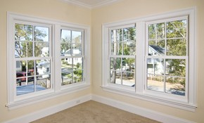 $1,995 for Installation of 5 Energy Star Windows with Super Spacer Insulation Included