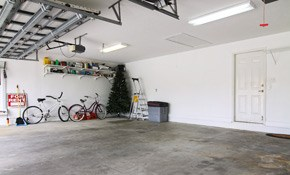 $285 for 4.5 Hours of Garage Organizing