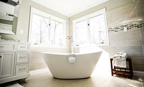 $7,000 Bathroom Remodel