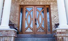 $50 for $150 Credit Toward New Entry Door