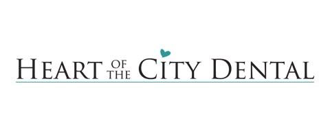 Heart of the City Dental logo