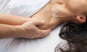 $90 for Two One-Hour Lymphatic Drainage Sessions