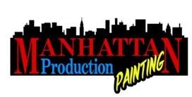 Manhattan Production Painting logo