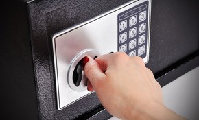 $189 for Cleaning Services and Combination Change of Home Safe