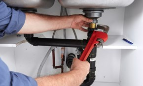 $50 Plumbing Service Call Plus One Hour Labor