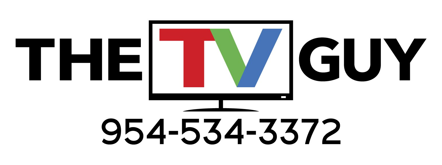 The Television Guy logo