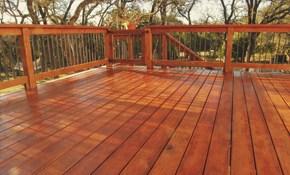 $400 for Deck Restoration