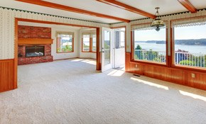 $49 for 2 Rooms of Carpet Cleaning and Deodorizer or Protection
