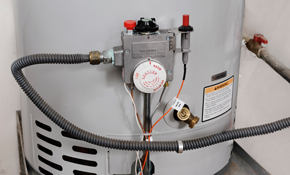 $985 for a 40 Gallon A.O. Smith Atmospheric Vent Water Heater Installed