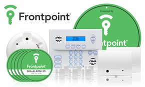$129 FrontPoint Security Pet Package