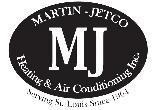 Martin-Jetco Heating & Air Conditioning logo