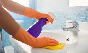 $124 for Three Labor Hours of Maintenance Housecleaning