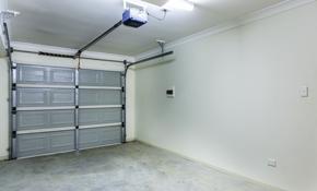 $167 Garage Door Tune-Up and Roller Replacement