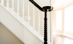 $2,750 for 15 Staircase Treads Installed