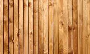 50% Off Wooden Fence Maintenance Package!