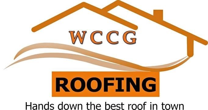 WCCG Roofing logo
