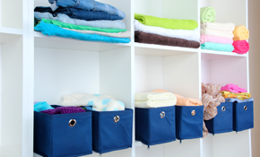 $197 for Three Hours of Garage, Laundry Room or Basement Organizing