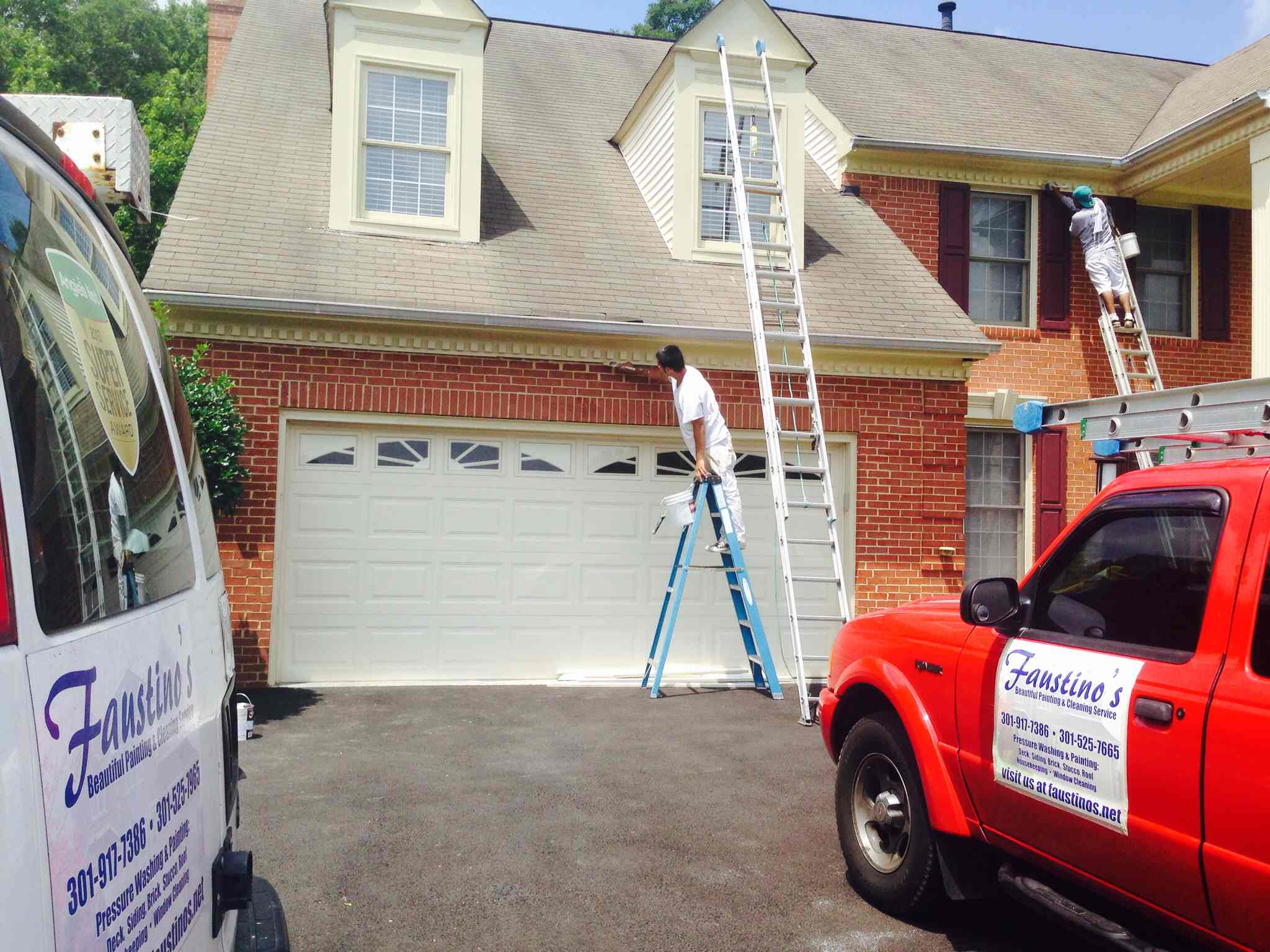 Faustinos Cleaning And Painting Contractor Inc Reviews