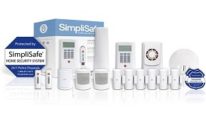 $399 for a Home Security System (Self-installed)