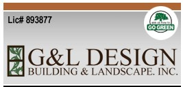 G&L Design Building & Landscape Inc logo