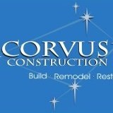 Corvus Construction logo