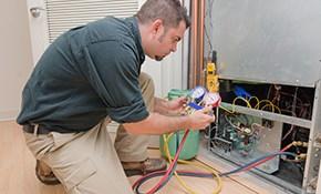 $144 HVAC Inspection