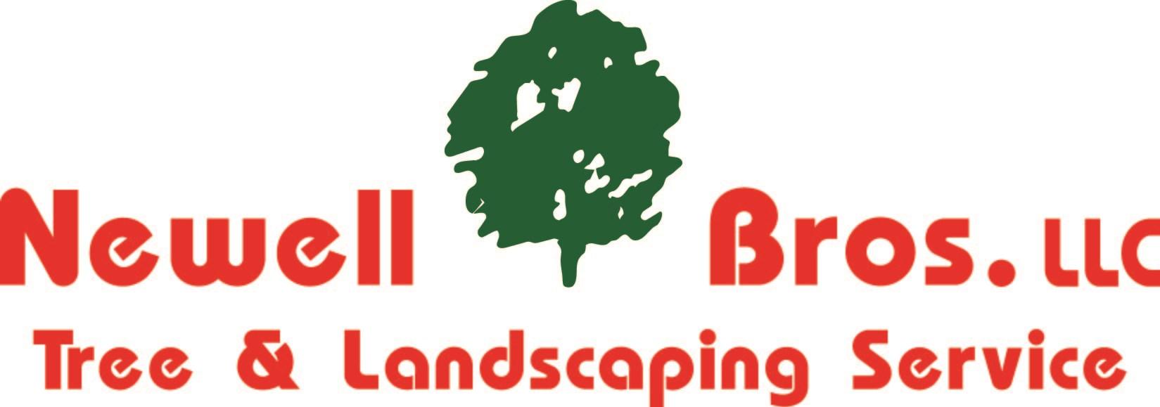 NEWELL BROS TREE & LANDSCAPING logo