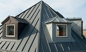 $10,961 for a New Galvalume Metal Roof