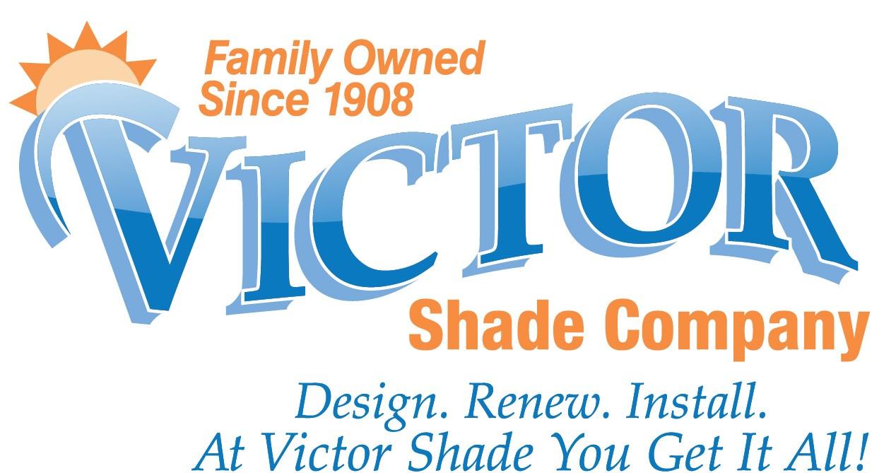 Victor Shade Company logo