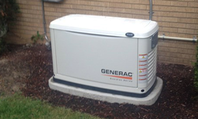 $50 for Generator Service Call
