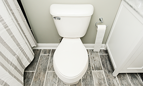 $199 for a New Toilet Installation