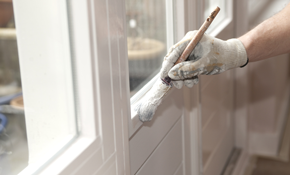 $11,500 Interior Painting Package Including Walls, Ceilings, Doors, Trim, and Premium Paint