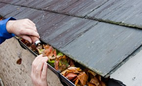 $299 Complete Home Gutter Cleaning