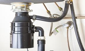 $415 Insinkerator Pro Compact Garbage Disposal Installation