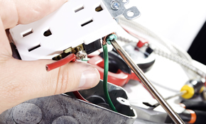 $130 for an Electrical Service Call and Electrical Inspection--Includes Labor