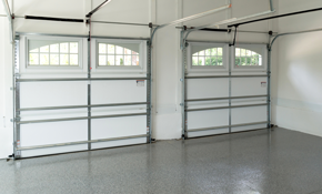 $1,399 Replacement of Two Car Garage Doors