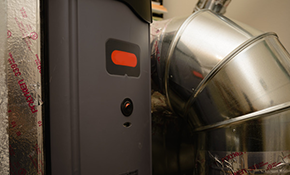 $609 for Air Knight HVAC Air Cleaner only Installation