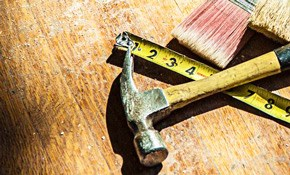 $425 for Four Hours of Handyman Service