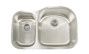 Artisan MH3220-D8/7 Stainless Steel Sink Only $340!