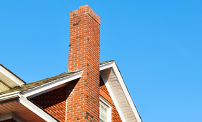 $180 Chimney Sweep and Camera Safety Inspection