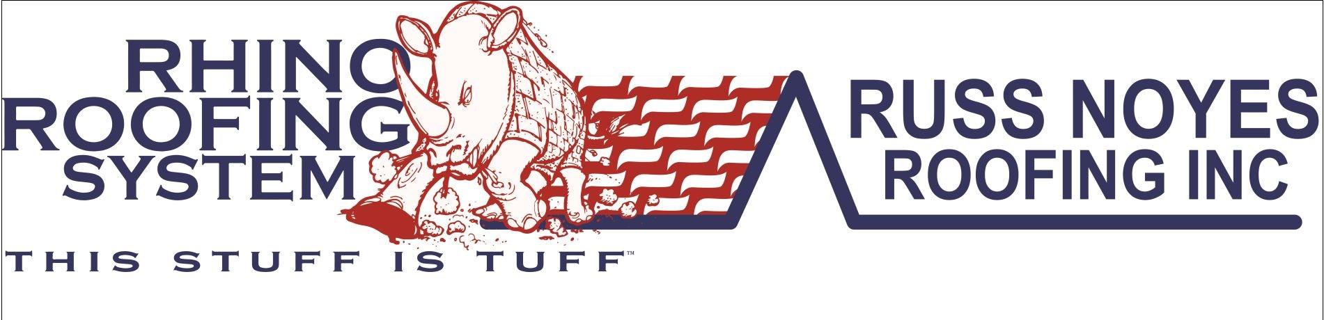 Russ Noyes Roofing Inc logo