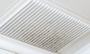 $229 for Air Duct Cleaning with Sanitization Plus Dryer Vent Cleaning