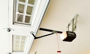 $399 Linear LDCO800 Garage Door Opener Installation