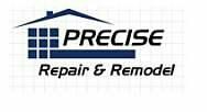 Precise Repair & Remodel logo