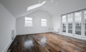 $687 for 350 square feet of Hardwood Floor Sanding & Refinishing