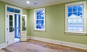 $249 for 2 Rooms of Interior Painting